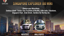 Singapore Explorer Tour, Singapore, Adrenaline & Extreme