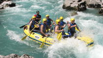 Soca Rafting incl local food and local beer, Slovenia, Food Tours
