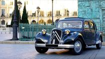 Vintage Private Tour: Classic French Citroën Paris, Paris, Private Sightseeing Tours