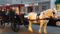 Private Jingle Bell Ride Through Fredericksburg, Richmond, Horse Carriage Rides