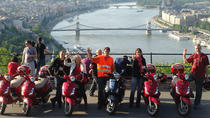 4 Hour Budapest Scooter Sightseeing Tour, Budapest, Cultural Tours