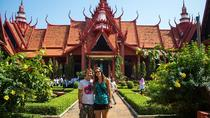 Private Tour: Phnom Penh City Tour with Mekong River Boat Trip, Phnom Penh, Private Sightseeing...