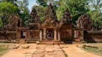 Private Tour: Siem Reap Full Day Tour With Angkor Wat Banteay Srei Bayon Temple and Ta Prohm, Siem...
