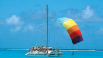 Catamaran Cruise with Lunch and Open Bar from Riviera Maya, Playa del Carmen, Catamaran Cruises