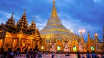 Private Yangon half day by Car with Shwedagon Pagoda, Yangon, Day Trips