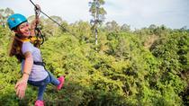 5-hour Angkor Wat Park Zip Line Adventure from Siem Reap, Angkor Wat, Ziplines