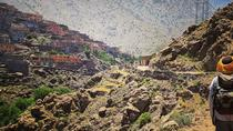 8-DAY Morocco Atlas mountains Hiking TOUR FROM MARRAKECH TO TOUBKAL