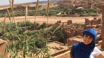 Excursion d'une journée de Marrakech à Ouarzazate et Ait Benhaddou KASBAH avec un groupe, Marrakech, Day Trips