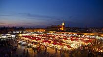 PROMENADE JOURNÉE DE MEDINA GUIDÉE À MARRAKECH, Marrakech, Day Trips