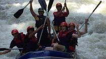 White Water Rafting and Waterfall Abseiling Day Trip from Penang, Penang, Day Trips