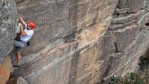 Small-Group Full-Day Rock Climbing Adventure from Katoomba, Blue Mountains, Climbing