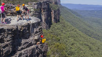 Small-Group Half-Day Abseiling Adventure from Katoomba, Blue Mountains, 4WD, ATV & Off-Road Tours