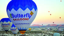 Butterfly Flight, Cappadocia, Balloon Rides