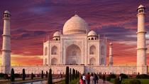 2 Days Agra Overnight and Taj Mahal Sunrise Trip From Delhi by Car, New Delhi, Overnight Tours