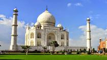 Private Day Trip of Taj Mahal and Agra Fort with Lunch from Delhi, New Delhi, Private Day Trips