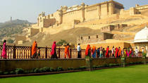 Private Jaipur Day Trip with Forts and Royal Palaces visit with Lunch from Delhi, Jaipur, Cultural...
