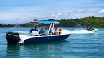 TOUR EN BOTE PRIVADO POR LAS ISLAS DEL ROSARIO CHOLON BARU, Cartagena, Day Cruises