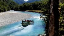 Half-Day Mount Aspiring National Park Jet Boat and Wilderness Walk from Wanaka, Wanaka, Multi-day ...