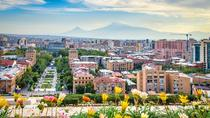 Yerevan sightseeing tour various languages, Yerevan, Cultural Tours