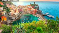 Cinque Terre Vip Private Tour - Voller Eintauchen, Florence, Private Sightseeing Tours