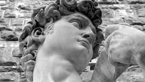 Florence Guided Walking Tour with Accademia Gallery and Michelangelo's David, Florens