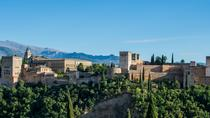 Full-day Skip-the-line Granada, Alhambra Palace and Albaicin tour from Seville, Seville, Day Trips