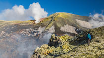 Etna Summit Trekking 3340m, Catania, 4WD, ATV & Off-Road Tours