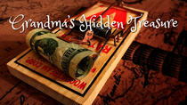 Small-Group Escape Room: Grandma's Hidden Treasure, Houston, Escape Games