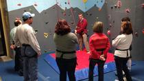 Climb Upstate Rock Climbing Gym Day Pass, Greenville, Climbing