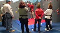 Rock Climbing 101, Greenville, Climbing