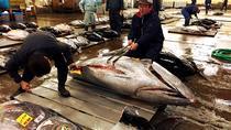 VIP Tsukiji Insider Tuna Auction, Tokyo, Cultural Tours