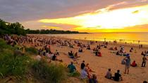 Guided Small-Group Mindil Beach Sunset Bike Tour from Darwin, Darwin, Market Tours