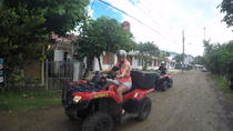 Mountain and Beach Small-Group Half-Day Quad Tour from Samara, Sámara, 4WD, ATV & Off-Road ...