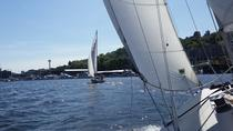 Seattle Sailing Lesson on Lake Union, Seattle, Sailing Trips