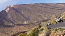 Jeep Safari at Half Day Teide, Tenerife, 4WD, ATV & Off-Road Tours