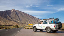 Jeep Safari to Teide and Masca, Tenerife, 4WD, ATV & Off-Road Tours