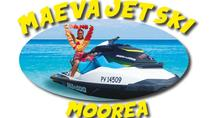Morning or Afternoon Moorea Jet Ski Tour, Moorea, Waterskiing & Jetskiing