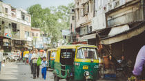Delhi Sightseeing by Tuk Tuk, New Delhi, Tuk Tuk Tours