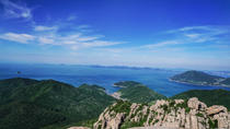 Enjoy nature and Hike by the sea- Relaxing Namhae Day Tour, Busan, Hiking & Camping