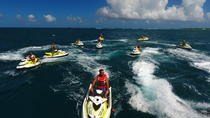 Jet Ski Adventure from Fajardo, Fajardo, Waterskiing & Jetskiing