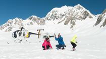 Fox or Franz Josef Glacier including snow landing, Franz Josef & Fox Glacier, Helicopter Tours
