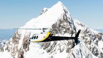 The GRAND TOUR including snow landing (allow 40 minutes), Franz Josef & Fox Glacier, Air Tours