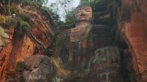Tea Village in lost Town and Buddha 1 day tour, Chengdu, Day Trips