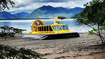 Hovercraft Eco Adventure & Wildlife Viewing, Ketchikan, 4WD, ATV & Off-Road Tours