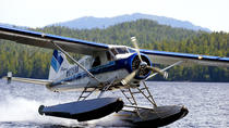 Ketchikan Floatplane Ride & Crab Feast, Ketchikan, Air Tours