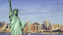 Statue of Liberty and Ellis Island Ticket, New York City, Walking Tours