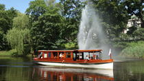 Riga par Canal Boat Sightseeing Cruise, Riga, Day Cruises