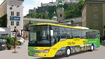 Hop-On Hop-Off City Tour Salzburg, Salzburg, Hop-on Hop-off Tours