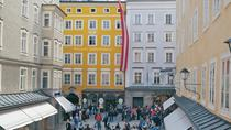 Mozart's Birthplace Salzburg Entrance Ticket, Salzburg, Attraction Tickets