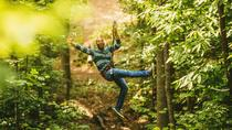 Zip Line and Treetop Adventure, Myrtle Beach, Ziplines